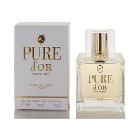 Pure d'Or by Karen Low - Luxury Perfumes Inc. -