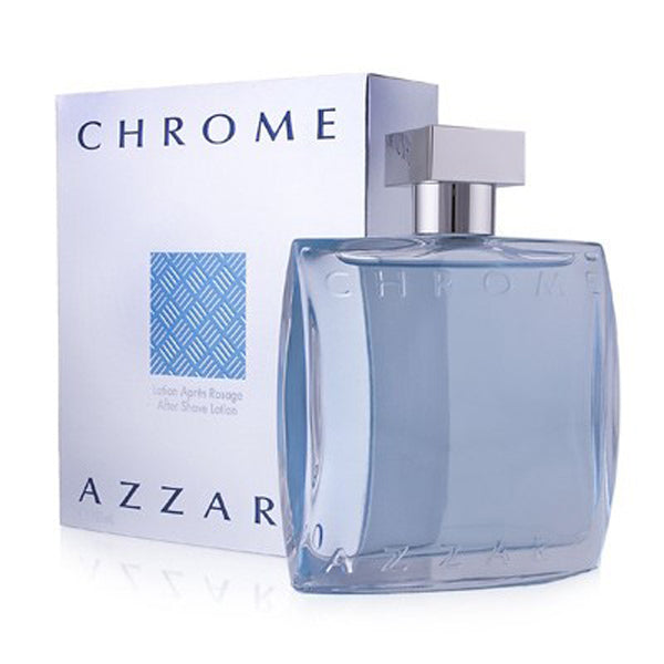 Chrome Aftershave by Azzaro - Luxury Perfumes Inc. -
