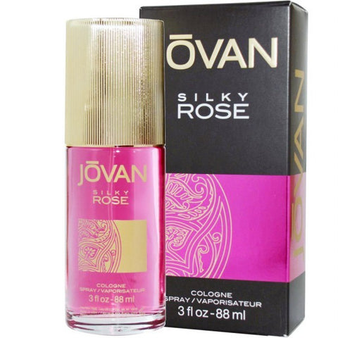 Silky Rose by Jovan