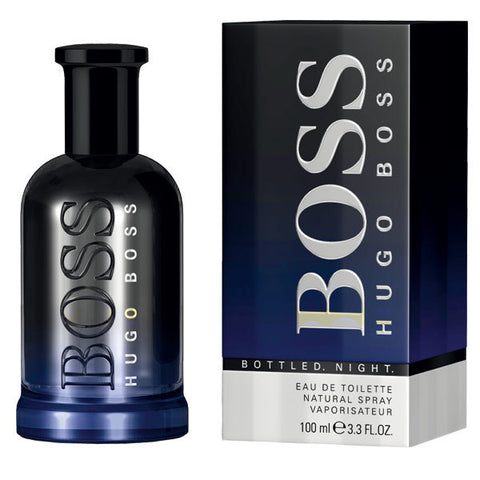 Boss Bottled Night by Hugo Boss