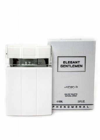 Elegant Gentlemen Phenomenal by Johan B - Luxury Perfumes Inc. -