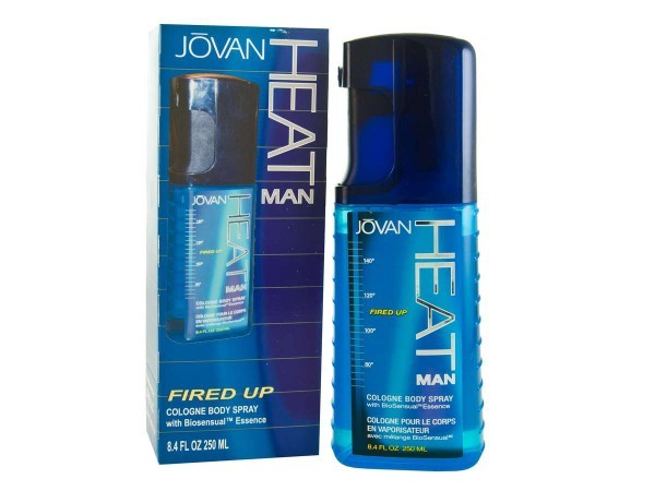Heat Man Fired Up by Jovan - Luxury Perfumes Inc. -