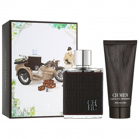 CH Men Gift Set by Carolina Herrera - Luxury Perfumes Inc. -
