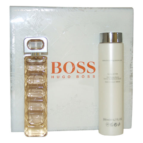 Boss Orange Man Gift Set by Hugo Boss - Luxury Perfumes Inc. -