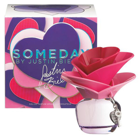 Someday by Justin Bieber - Luxury Perfumes Inc. -