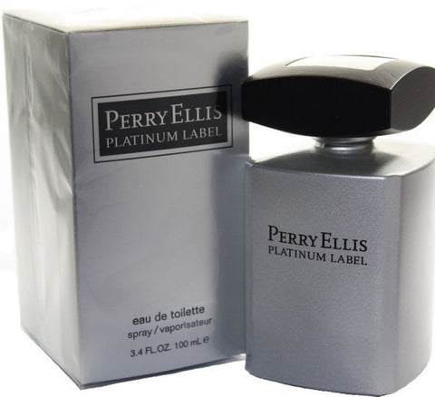 Platinum Label by Perry Ellis - Luxury Perfumes Inc. -
