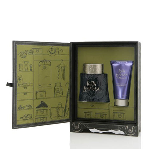 Au Masculin Gift Set by Lolita Lempicka - Luxury Perfumes Inc. -