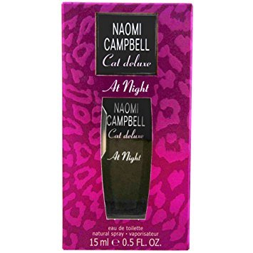 Cat Deluxe at Night by Naomi Campbell