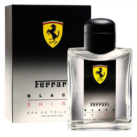 Ferrari Black Shine by Ferrari - Luxury Perfumes Inc. -
