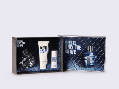 Only the Brave Gift Set by Diesel - Luxury Perfumes Inc. -