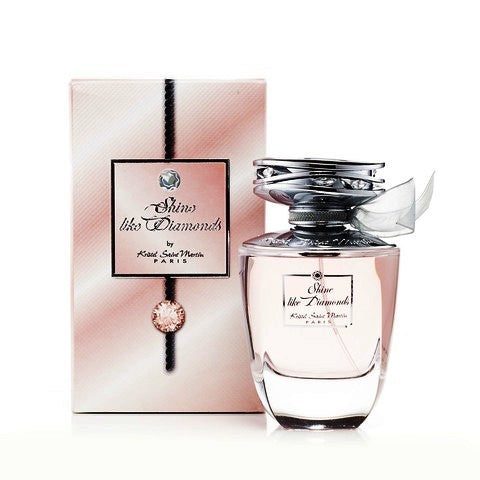 Shine Like Diamonds by Kristel Saint Martin - Luxury Perfumes Inc. -