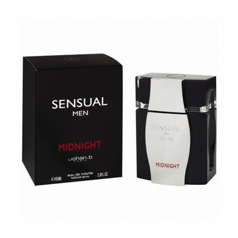 Sensual Midnight by Johan B - Luxury Perfumes Inc. -