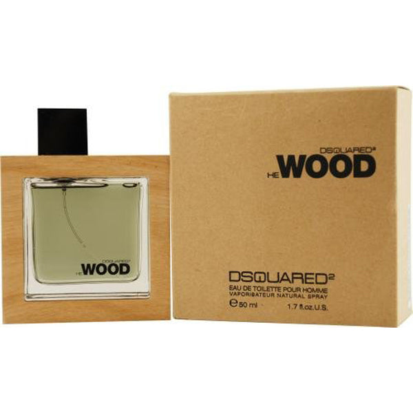 He Wood by D Squared2 - Luxury Perfumes Inc. -