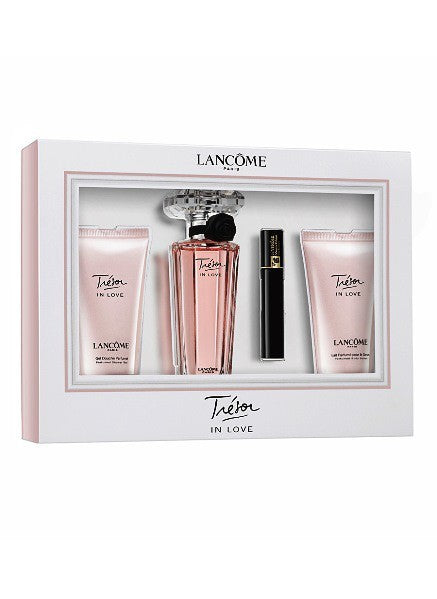 Tresor In Love Gift Set by Lancome - Luxury Perfumes Inc. -