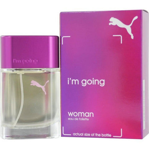 I'm Going Woman by Puma - Luxury Perfumes Inc. -