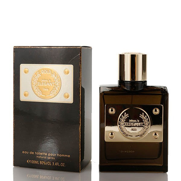 Elegant Gold by Johan B - Luxury Perfumes Inc. -