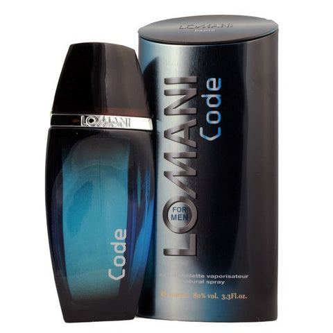 Code by Lomani - Luxury Perfumes Inc. -