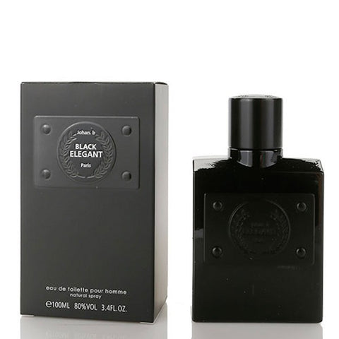 Elegant Black by Johan B - Luxury Perfumes Inc. -