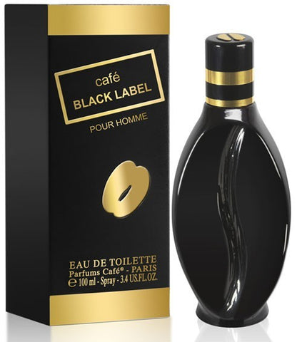 Cafe Black Label by Cofinluxe - Luxury Perfumes Inc. -
