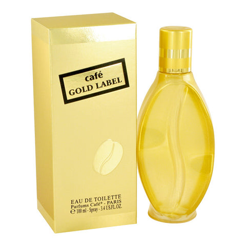 Cafe Gold Label by Cofinluxe - Luxury Perfumes Inc. -
