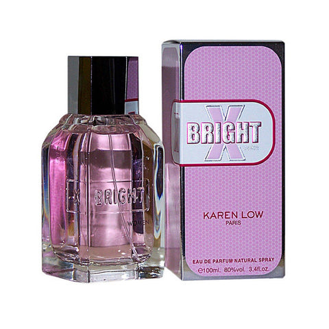 X Bright by Karen Low - Luxury Perfumes Inc. -