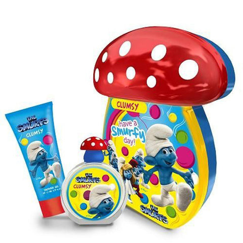 Kids The Smurfs Brainy Gift Set by The Smurfs