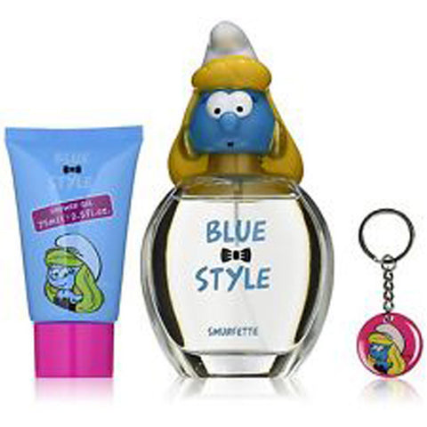 The Smurfs Gutsy Gift Set by The Smurfs - Luxury Perfumes Inc. -