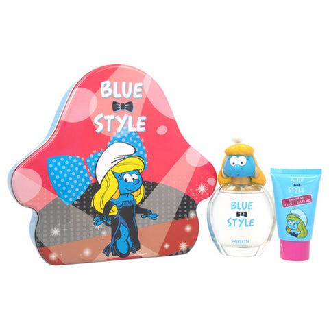 The Smurfs Papa Gift Set by The Smurfs - Luxury Perfumes Inc. -