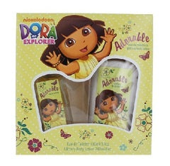 Dora the Explorer Adorable Gift Set by Marmol & Son - Luxury Perfumes Inc. -