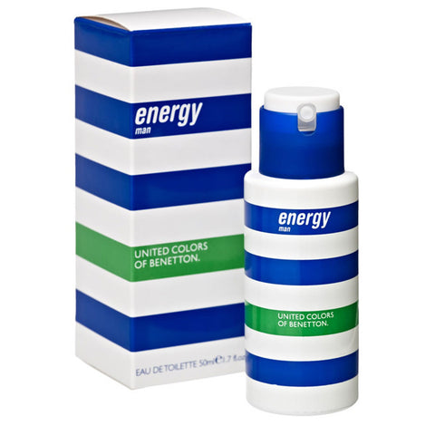 Energy by Benetton - Luxury Perfumes Inc. -