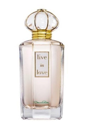Live in Love by Oscar De La Renta