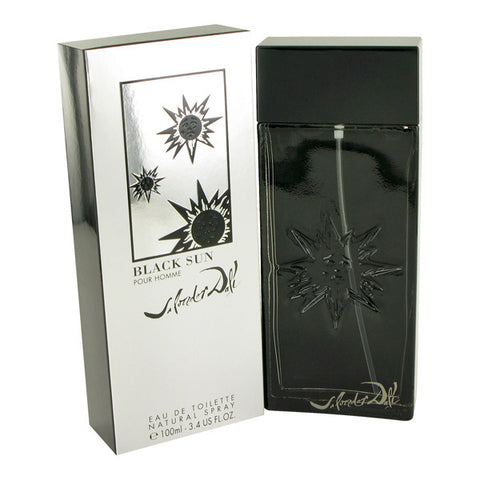 Black Sun by Salvador Dali - Luxury Perfumes Inc. -