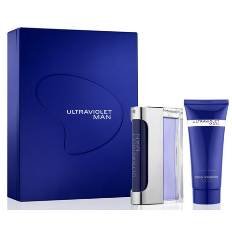 Ultraviolet Gift Set by Paco Rabanne - Luxury Perfumes Inc. -