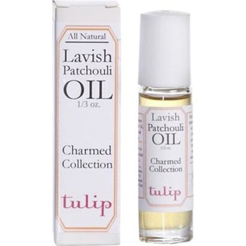 Lavish Patchouli Oil by Tulip