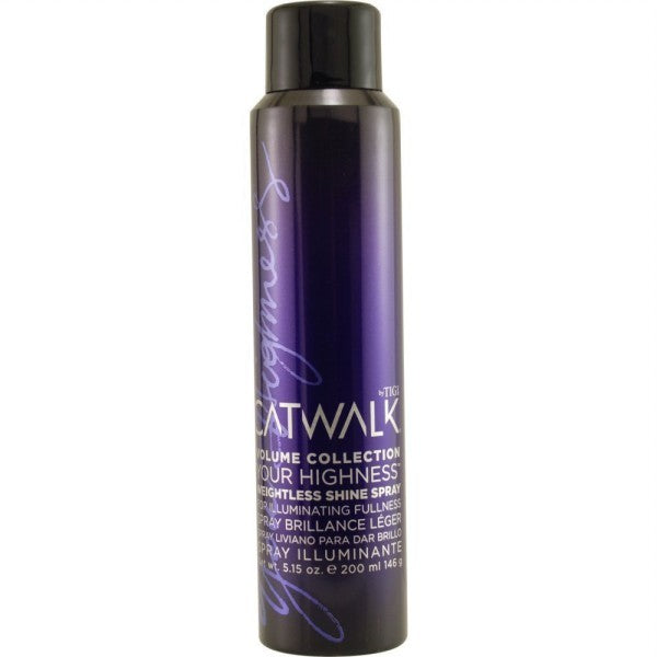 Catwalk Your Highness Weightless Shine Spray by Tigi - Luxury Perfumes Inc. -