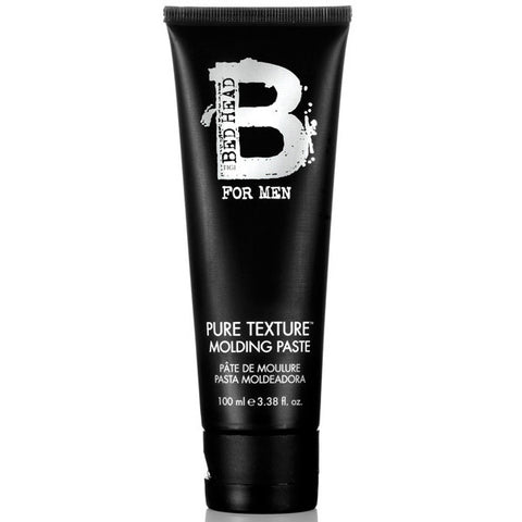 BedHead B for Men Pure Texture Molding Paste by Tigi - Luxury Perfumes Inc. -