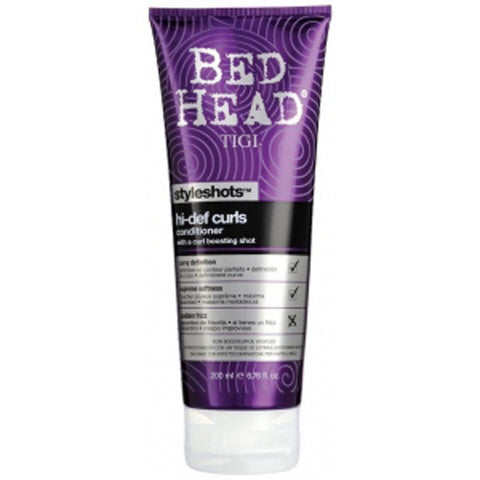BedHead Style Shots HiDef Curls by Tigi - Luxury Perfumes Inc. -