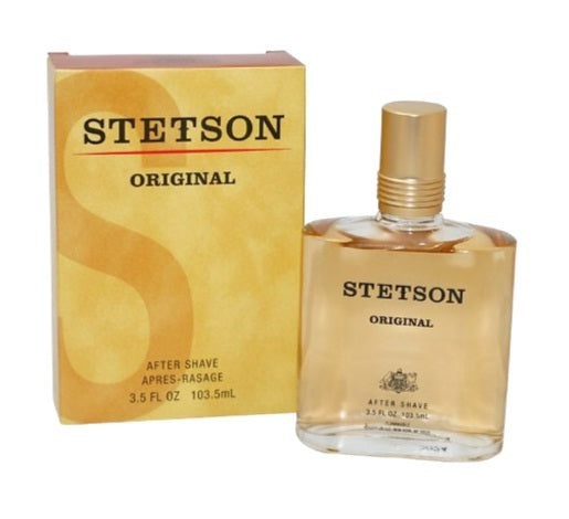 Stetson Rich Suede Aftershave by Coty - Luxury Perfumes Inc. -