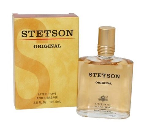 Stetson Rich Suede Aftershave by Coty