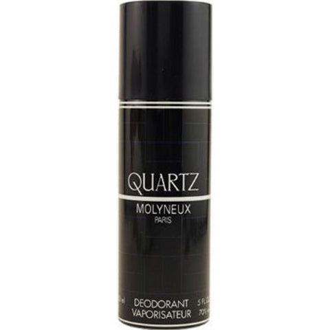 Quartz Deodorant by Molyneux