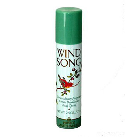 Wind Song Deodorant by Prince Matchabelli - Luxury Perfumes Inc. -