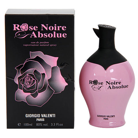 Rose Noire Absolue by Giorgio Valenti - Luxury Perfumes Inc. -