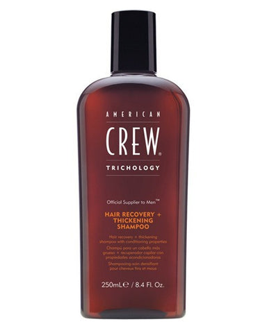 American Crew Hair Recovery + Thickening Shampoo by American Crew