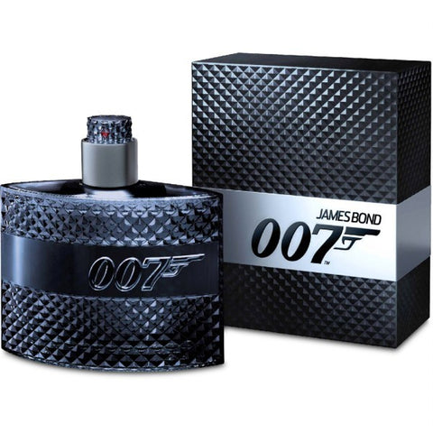 James Bond 007 by Eon Productions - Luxury Perfumes Inc. -