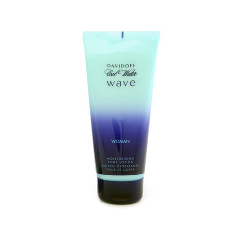 Cool Water Wave Body Lotion by Davidoff