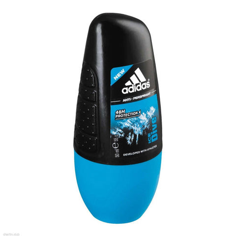 Ice Dive Deodorant by Adidas - Luxury Perfumes Inc. -