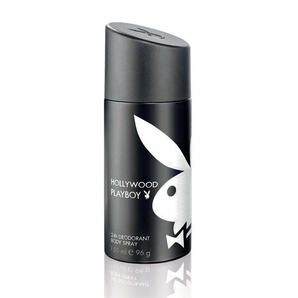 Playboy Hollywood Deodorant by Playboy - Luxury Perfumes Inc. -