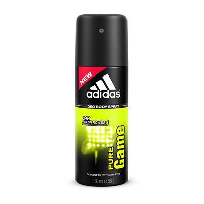 Pure Game Deodorant by Adidas - Luxury Perfumes Inc. -