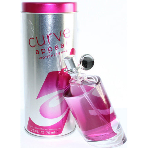 Curve Appeal by Liz Claiborne - Luxury Perfumes Inc. -