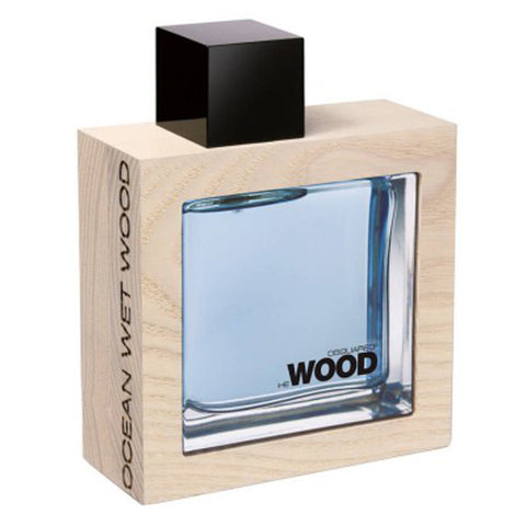 He Wood Ocean Wet Wood by D Squared2